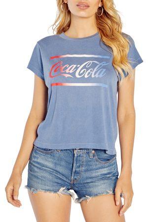 Wild Fox Women's Americana Coke Cotton Graphic Tee