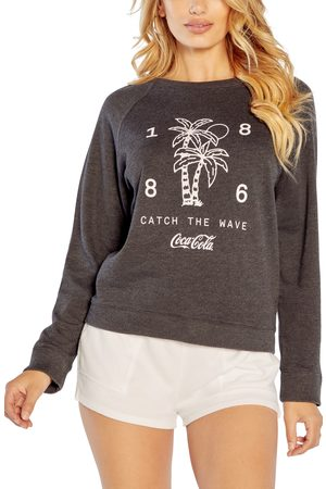 Wild Fox Women's Catch The Wave Summers Graphic Sweater