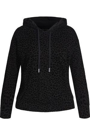 City Chic Plus Size Women's Cheetah Hoodie
