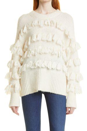 Cinq A Sept Women's Aurelia Merino Wool Blend Sweater