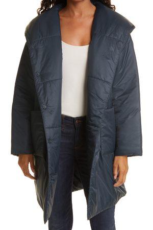 Eileen Fisher Women's Hooded Coat