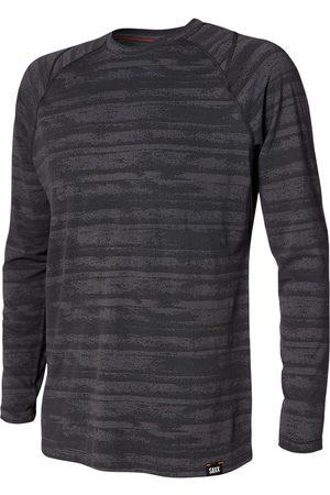 SAXX Men's Aerator Long Sleeve Performance T-Shirt