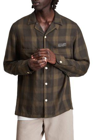 AllSaints Men's Erieville Button-Up Shirt