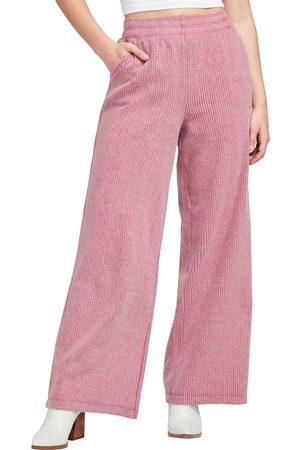 Wild Fox Women's Hepburn Wide Leg Trousers