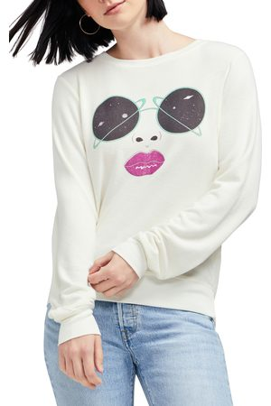 Wild Fox Women's Cosmic Babe Baggy Beach Jumper Sweatshirt