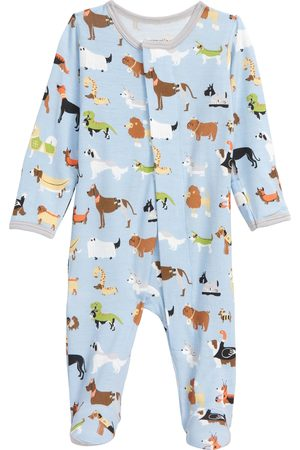Magnetic Me Infant Boy's In-Dog-Nito Footie