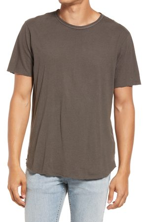 RAG&BONE Men's Heath Short Sleeve Merino Wool T-Shirt