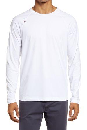 Rhone Men's Reign Long Sleeve Performance T-Shirt