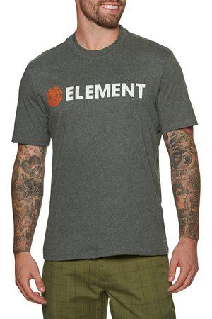 Element Men Short Sleeve - Blazin s Short Sleeve T-Shirt - Charcoal Heathe