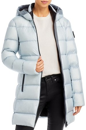 Moose Knuckles Women Parkas - Margaree Quilted Down Parka