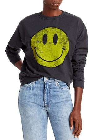 Prince Peter Women Sweatshirts - Happy Face Pullover