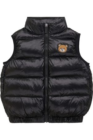 Moschino Padded down vest