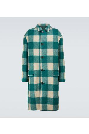 Isabel Marant Men Coats - Keylan wool-blend coat