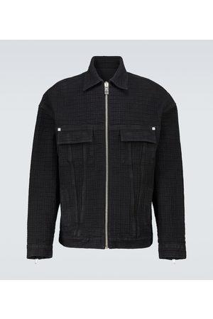 Givenchy Denim blouson jacket