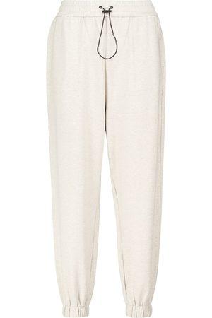 Varley Nevada cotton-blend sweatpants