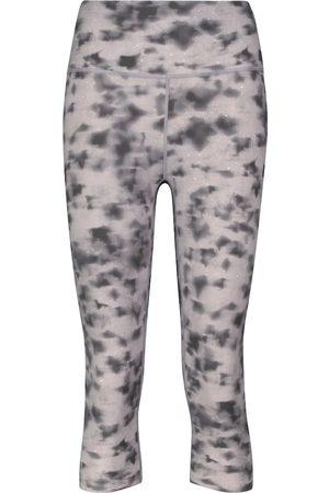 Varley High-waisted printed leggings