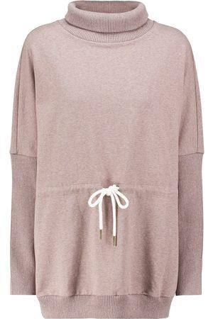 Varley Adelaine cotton-blend sweatshirt