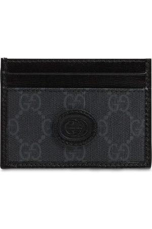 Gucci Gg Supreme Canvas Card Holder