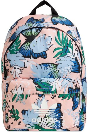 adidas Butterfly Print Nylon Backpack
