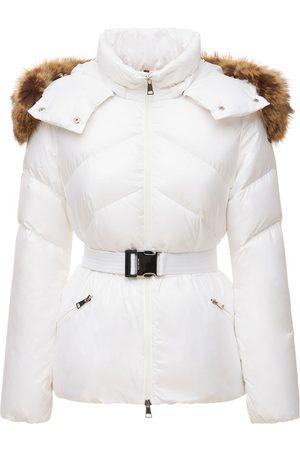 Moncler Laitue Nylon Laque Down Jacket
