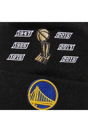 New Era Beanies - Golden State Warriors NBA Champions Knit Beanie Hat in /