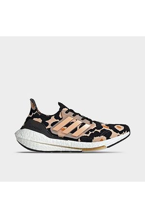 adidas Women's Originals UltraBOOST 21 x Marimekko Running Shoes in /Beige/Core Size 5.5 Polyester/Knit/Plastic