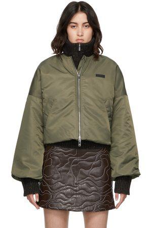 Ganni Recycled Nylon Puffer Jacket