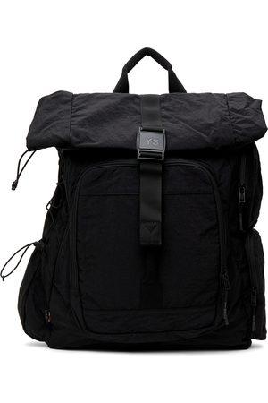 Y-3 Men Luggage - Nylon Utility Backpack