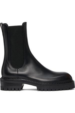 ANN DEMEULEMEESTER Women Chelsea Boots - Buffed Wally Chelsea Boots