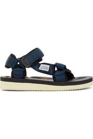 SUICOKE & Black DEPA-V2 Sandals