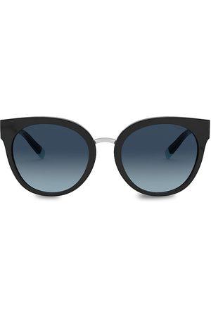 Tiffany & Co. 54MM Round Polarized Sunglasses