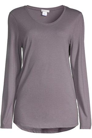 Hanro Long Sleeve T-Shirt