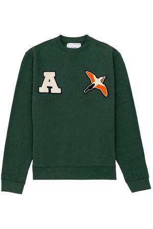 Axel Arigato Varsity Bee Bird Sweatshirt