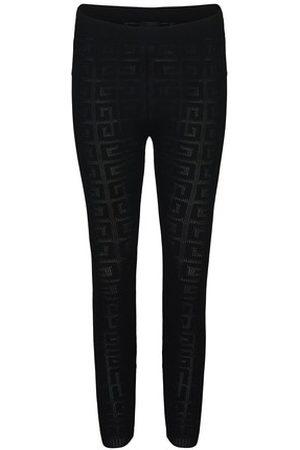 Givenchy Women Leggings - Legging Pants In 4G Jacquard