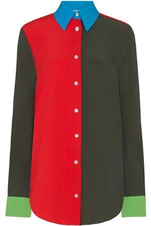 SERENA BUTE Women Shirts - The Classic Shirt - Four Tone Viscose
