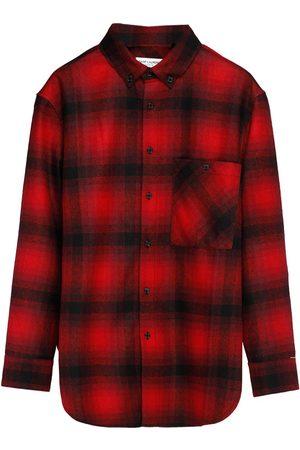 Saint Laurent / Flannel Shirt