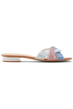 Aldo Coredith - Women's Heeled Sandal Sandals - Metallic, Size 5