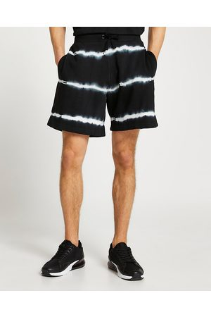 River Island Mens tie dye shorts