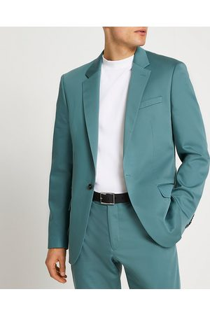 River Island Mens slim fit suit jacket