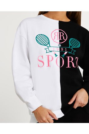 River Island Womens long sleeve sport sweatshirt