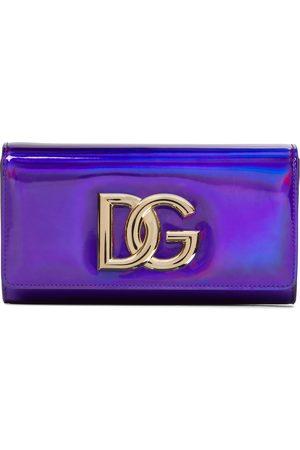 Dolce & Gabbana Strobo 3.5 leather clutch