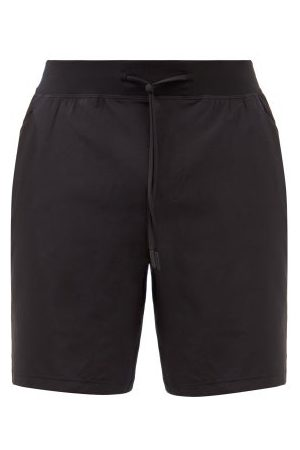 "Lululemon Men Sports Shorts - T.h.e Jersey 7"" Shorts - Mens"