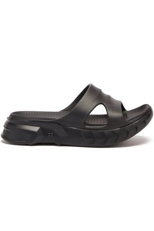 Givenchy Women Sandals - Marshmallow Rubber Slides - Womens