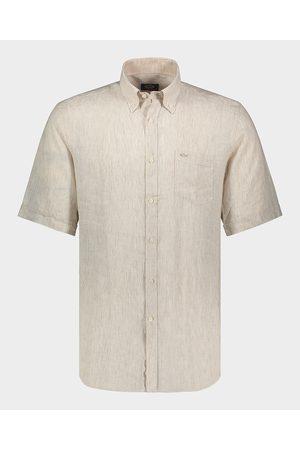 Paul & Shark Men Shirts - Linen Shirt
