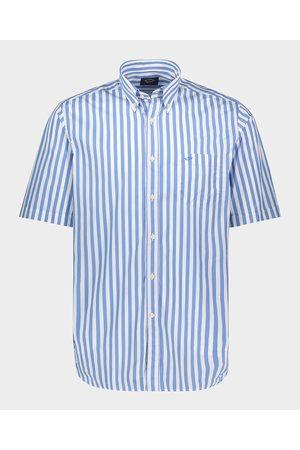 Paul & Shark Men Shirts - Organic Cotton Poplin Shirt