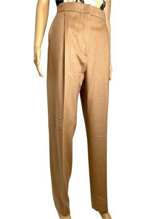 Max Mara Cashmere straight pants