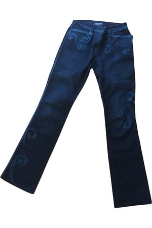 Maison Ernest Straight pants