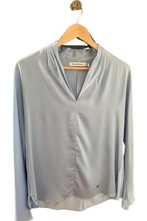 PEDRO DEL HIERRO Silk shirt