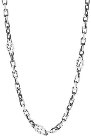 Gucci Gucci Interlocking G 60cm Necklace