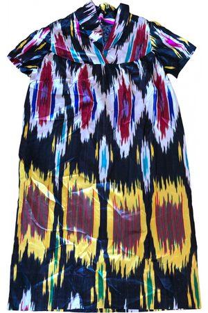 Zazi Vintage Silk maxi dress